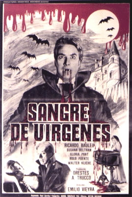 Кровь девственниц / Sangre de v?rgenes / / Blood of the Virgins (1967)