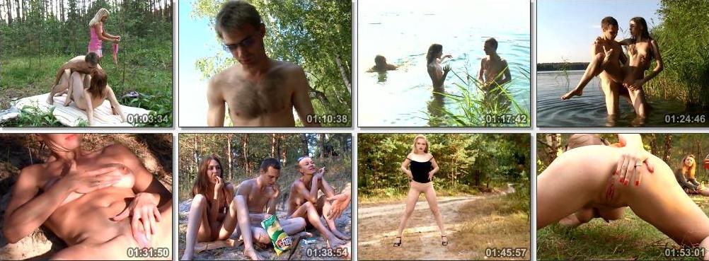 Порно онлайн счастливые трусов не надевают