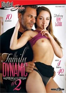 Порно фильм развратная семья