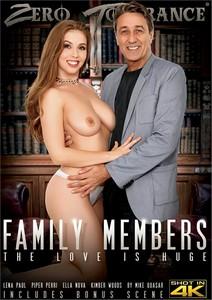 Порно фильм про семьи