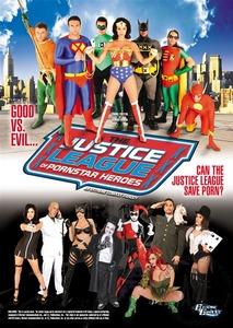 Лига справедливости порногероев смотреть